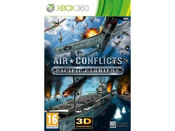 Air Conflicts Pacific Carriers - Xbox 360