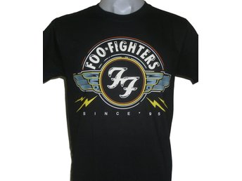 T-SHIRT: FOO FIGHTERS  (Size S)
