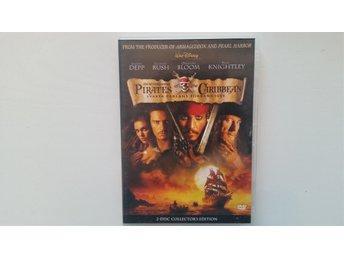 Pirates of the Caribbean (Svarta Pärlans Förbannelse)