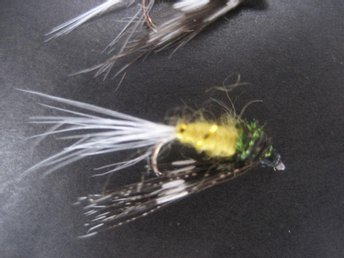 Hare'S Ear Light Olive Nymphs Flies Fly 5 st storlek 12