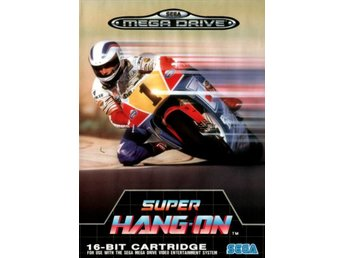 Super Hang-On - Megadrive