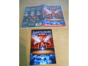 DVD - Iron Maiden - EN VIVO