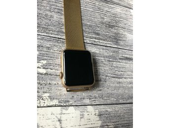 Apple Watch 42mm guld