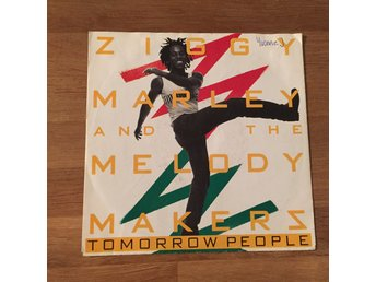 "ZIGGY MARLEY - TOMORROW PEOPLE. (MVG 7"")"