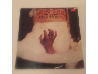 JOE TEX - RUB DOWN. (LP)