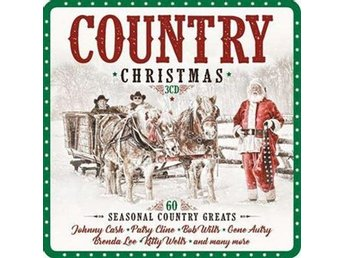 Country Christmas (Plåtbox) (3 CD)