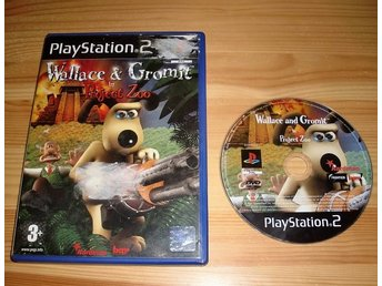 PS2: Wallace & Gromit in Project Zoo