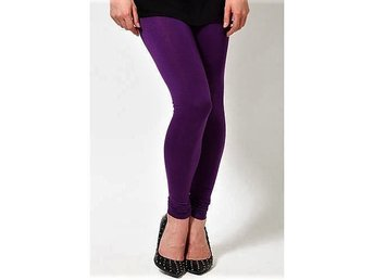NYTT X-LARGE TERMO GIRLS EXTRA WARM PURPLE TERMO LEGGINGS
