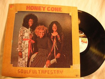 Honey Cone   -   Soulful tapestry                  Lp