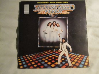 Saturday night fever ´´The original movie soundtrack´´   2LP