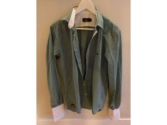 Morris skjorta i storlek 38 (341649927) ᐈ Köp på Tradera 9c951655df9bf