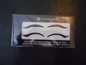 NYA* Självhäftande eyeliner sticker, tejp, patch. 2 par glossy svart. - Bromölla - NYA* Självhäftande eyeliner sticker, tejp, patch. 2 par glossy svart. - Bromölla
