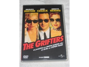 THE GRIFTERS  (SWEDISH TEXT)