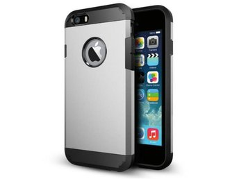 Iphone 6 4,7 Tum Tough Armor Skal Skydd Case Silver