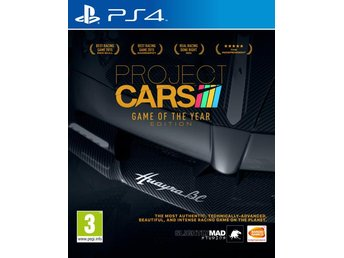 Project Cars Game of the Year - Solna - Project Cars Game of the Year - Solna