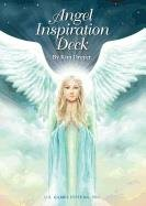 ANGEL INSPIRATION DECK (44-card deck & 60-page guidebook) 9781572817791