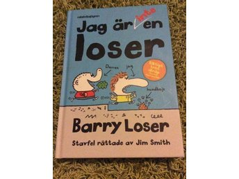 Barry Loser av Jim Smith