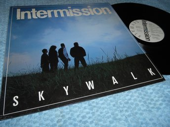 Intermission - Skywalk (LP) EX/VG+