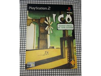 Ico: Limited Edition - Playstation 2