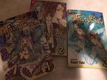Fairy Cube 1-3 - KOMPLETT SERIE - Karlstad - Fairy Cube 1-3 - KOMPLETT SERIE - Karlstad