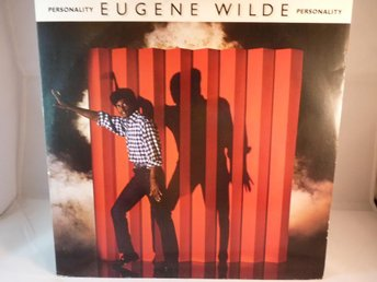 EUGENE WILDE - PERSONALITY  ( MAXI SINGLE -VINYL)