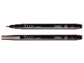 ShinHan Touch BRUSH Liner, Red