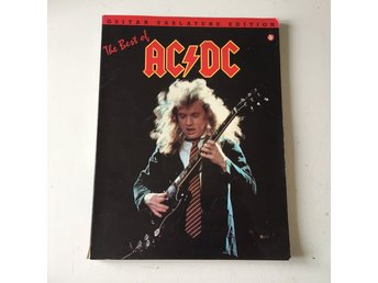 AC/DC, THE BEST OF. GUITAR. NOTES AND TABS.