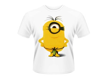 MINIONS GOOD TO BE KING T-Shirt - Large