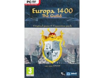 Guild (Europa 1400+Exp.) GOLD (PC)