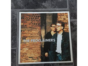"PROCLAIMERS - I´M GONNA BE (500 MILES). (7"")"