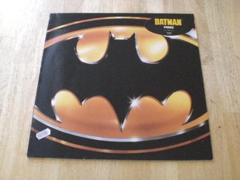 Prince - Batman Original Motion Picture Soundtrack  TOPPEX
