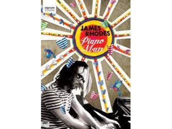 Rhodes James: Piano Man (DVD)