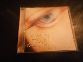 tiina orjanperä when your heart is broken cd