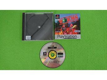 Worms Playstation ps1