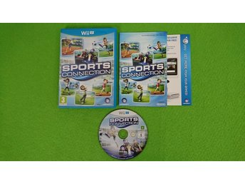 Sports Connection Nintendo WiiU wii u