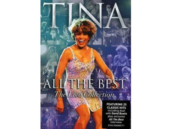 Turner Tina: All the best / The live collection (DVD)