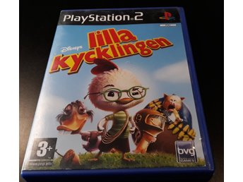 Lilla Kycklingen - Komplett - PS2 / Playstation 2 - Chicken Little