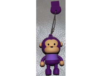 Affe-Monkey-Lila-USB2-0-Stick-16GB-Speicher-USB3-0 Flash-Drive