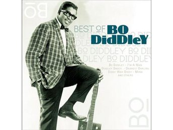 Bo Diddley - Best Of - LP NY - FRI FRAKT