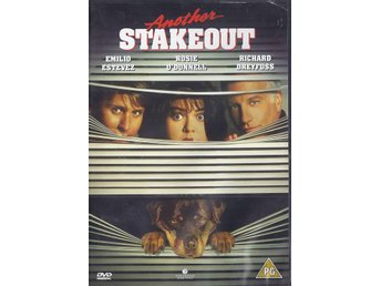 Another Stakeout / Spanarna 2 - 1993 - OOP - DVD - Emilio Estevez