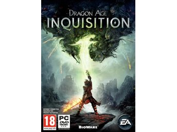 Dragon Age Inquisition PC - Helt Nytt Fraktfritt