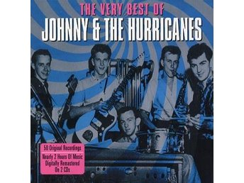 Johnny & The Hurricanes: Very best of .. (Rem) (2CD)