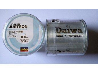 0,470 mm Daiwa 500m Stark VIT Nylon Fiskelina- Test 22,3 kg belastning. - Uddevalla - 0,470 mm Daiwa 500m Stark VIT Nylon Fiskelina- Test 22,3 kg belastning. - Uddevalla