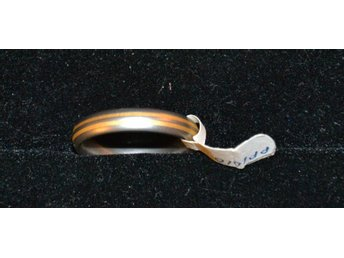 NY! SUPER FIN RING I TITAN strl 20,5 mm ordpris 1800:-