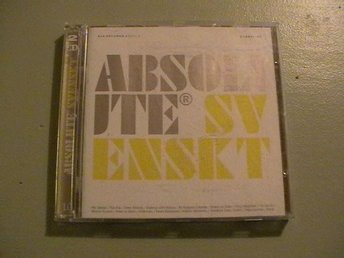 ABSOLUTE SVENSKT   2 CD