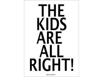 Ny poster print The Kids - Bunkeflostrand - Ny poster print The Kids - Bunkeflostrand