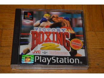 Victory Boxing 2 - Playstation PS1