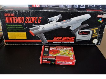 Nintendo Scope 6 , + Battleclash