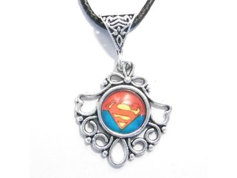 Superman halsband / necklace