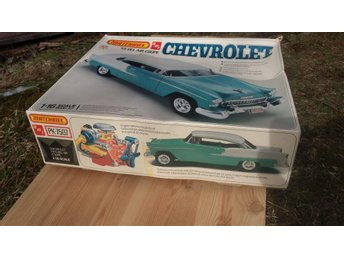 Matchbox modell Ford Thunderbird  1957